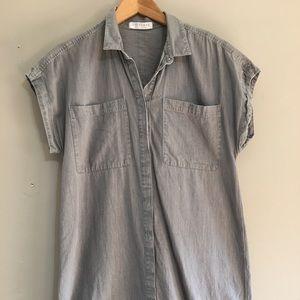 Everlane T shirt dress
